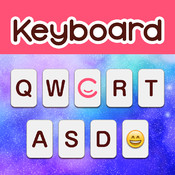 Customized skin+Emoji CocoPPa Keyboard