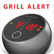 Grill Alert® Bluetooth® Connected Thermometer alert