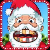 Christmas Dentist Office - Holiday Santa Game for boys and girls