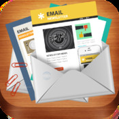 EmailMaster for iPad - beautifully styled emails