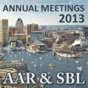 AAR & SBL Annual Meeting