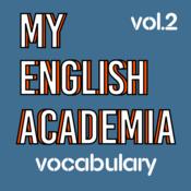 My English Academia : Vol 2 Vocabulary Plus