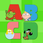 ABC Alphabet Phonics:Learn Alphabet For Preschool With Touch Game Animal For Kids Free