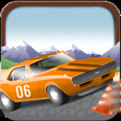 Auto Nitro Hill Racing - Free Car Race hill climb racing