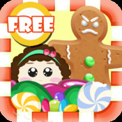 Candy Shop Fight FREE -Smart Pocket Runner Crush Game