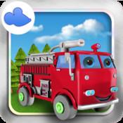 Fire Trunk HD-Kids Vehicles