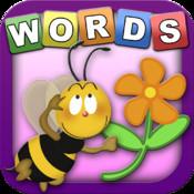 Kids First Words - Preschool Spelling & Learning Game for Children