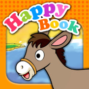 Smarty Donkey - Picture book with interactive format electronic book format