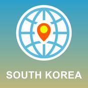 South Korea Map - Offline Map, POI, GPS, Directions