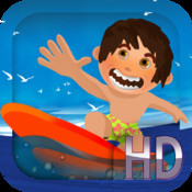 Wipeout Surfer Dude Splash Dash : A Perfect Riptide Surf Wave Riding Adventure at Shark Island - Free HD Shooter Edition