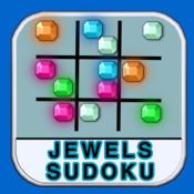 Amazing jewels sudoku - the crazy sudoku puzzle free