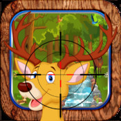 The Hunted Deer Game - Big Country Hunting Games