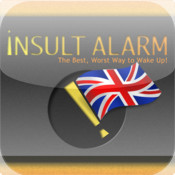 Insult Alarm Clock Brit Pack