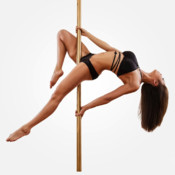 Pole Dance Fitness - Full Body Workouts & Exercises