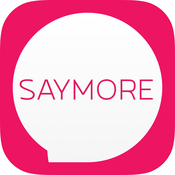 SayMore – The Talking Network