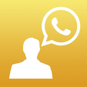 Whats Contacts for WhatsApp messenger