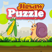 Magic Cartoon Jigsaw Puzzles For Kids