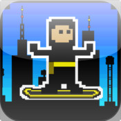 Super Board Zombie-Ninja - Catch the Fruits and the Gold Ninja Stars !
