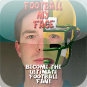 Football My Face - Become the Ultimate Football Fan - Free