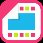 VideoFuze For Instagram : Creates video collages with multiple frames and adds background music multiple instagram