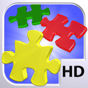 Jigsaw Puzzles Deluxe HD: Virtual Jigsaw Puzzle Game
