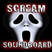 Scary Scream Soundboard / Halloween Soundboard (FREE)
