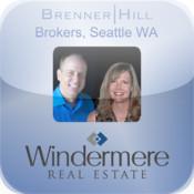 Brenner Hill Windermere RealEstate Brokers Seattle realestate