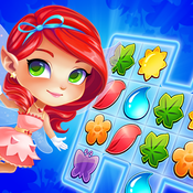 Flower Fantasy fairy search spell