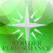 Stryder Finder history of performance art