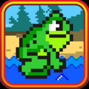 Frog Tap Hop Run