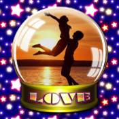 Amazing Love Frames HD