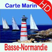 Marine: Basse Normandie HD - Nautical Chart