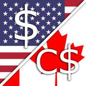 US Dollar Canadian Dollar converter USD / CAD dollar rental car locations