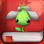 Hughly, the flower that wanted to grow Book! The Read Along Educational App for Children, Parents and Teachers