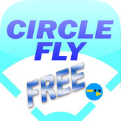 Circle Fly Free - Survive In The Orbit Circle