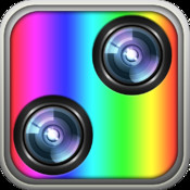 Clone Lens Cam - split photo with filters, blender and real cloning fx