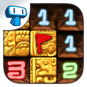 Temple Minesweeper - El Dorado Adventure with Mine Sweeper Gameplay adventure