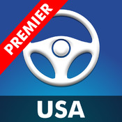 TrafficSmart USA 4 Premier: View Smart Routes & Beat Traffic