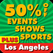 50% Off Los Angeles & Hollywood Events, Shows & Sports Plus by Wonderiffic ™