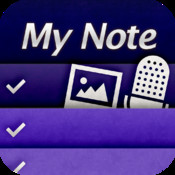 My Note (+Memo,To-do,Recorder,Photo)