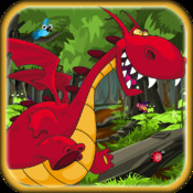 A Baby Dragon Fantasy Park Run: Cool Endless Dragon Story for Monster's Clan dragon story valentines day