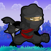 Cartoon little war Game - Chop chop kungfu gunner master.