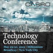 CASRO Technology Conference 2013