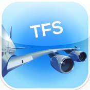 Tenerife Sur TFS Airport. Flights, car rental, shuttle bus, taxi. Arrivals & Departures.