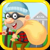 A Crazy Thief - Jewel Splash Race Puzzle Game Center!