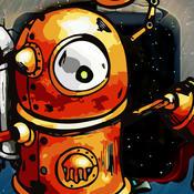 Fallen Grave War :Walking Iron Robot Heroes Force Saga