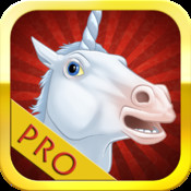 Unicorning Horse Booth - Photo Booth with Instagram and Facebook Ready Frames to Share with Friends