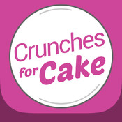 Crunches for Cake: Food & fitness tracker