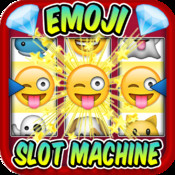 Emoji Slot Machine - Vegas Casino Super Slots Game