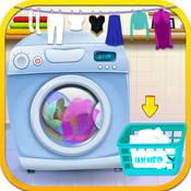 Princess Washing Clothes - Dress Up Games princess